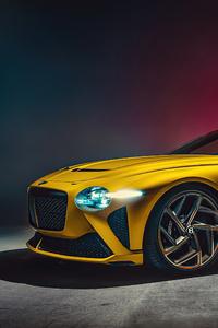 480x800 Bentley Mulliner Bacalar 4k
