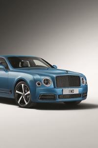 320x480 Bentley Mulsanne Speed Design