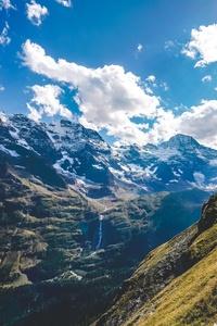 320x568 Bernese Alps 4k