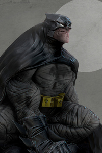 1080x2280 Big Batman 2020