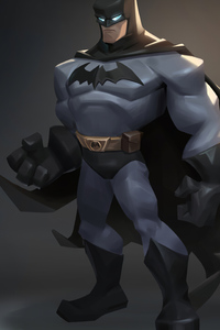 640x1136 Big Batman 4k