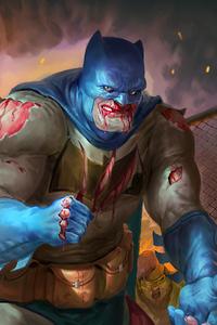 Big Batman Bleeding