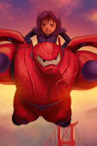Big Hero 6 4k
