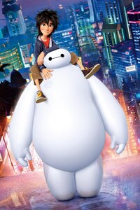 Big Hero 6 Baymax