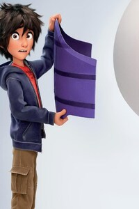 360x640 Big Hero 6 Movie