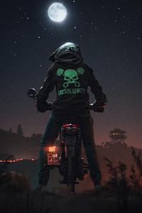 320x568 Biker Passion