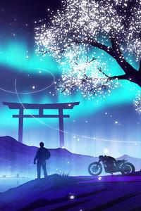 Biker Synthwave