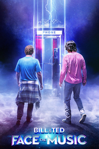 1280x2120 Bill And Ted Face The Music 2020 Movie