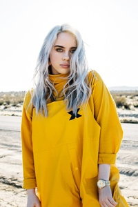 360x640 Billie Eilish 2019