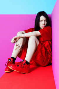 Billie Eilish Times Magazine 2019