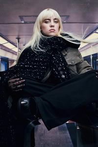 1125x2436 Billie Eilish Vogue Australia