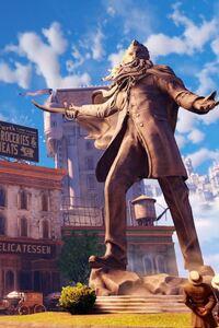 240x320 Bioshock Infinite Game