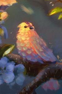 Bird Painting 5k