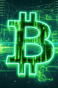 2160x3840 Bitcoin 4k