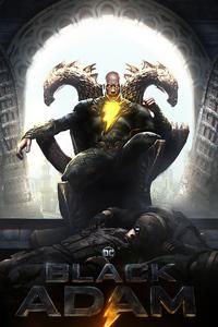 Black Adam 2021 4k