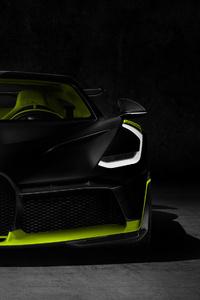Black Bugatti Divo