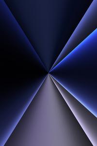 Black Dark Diamond Angle 4k