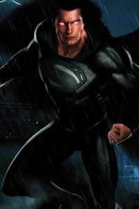 Black Dress Superman