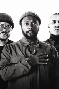 1125x2436 Black Eyed Peas