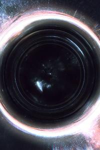 Black Hole Abstract 4k