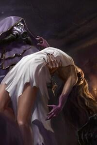 Black Magic Fantasy Art