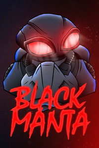 Black Manta Artwork