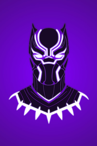 Black Panther 10k Art