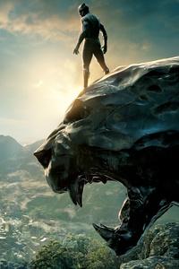 Black Panther 2017 8k