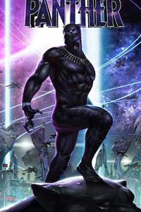 2160x3840 Black Panther 2020 4k