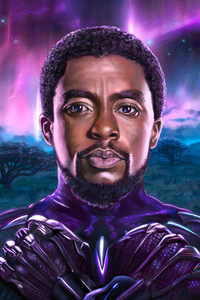 Black Panther 2020 Artwork 4k