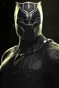 Black Panther 2020 Artworks