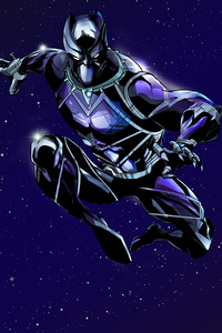 Black Panther 4k New Artwork