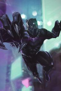 Black Panther 4karts
