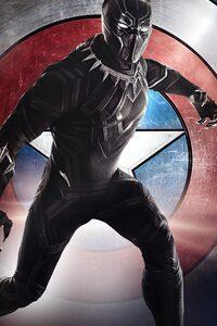 Black Panther 5k Civil War