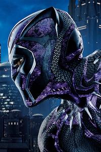 Black Panther 5K Poster