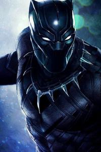 1080x2280 Black Panther 8k