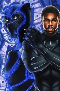 Black Panther Amazing Artwork
