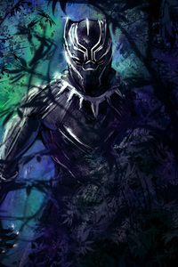 Black Panther Amazing Fan Art