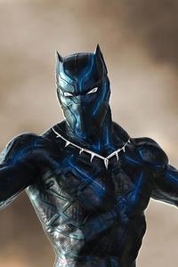 Black Panther Arts