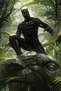 Black Panther Artwork 2020