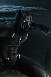 Black Panther Artworks