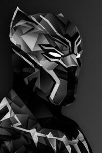 Black Panther Digital Art