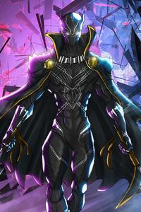 Black Panther Fan Artwork 4k