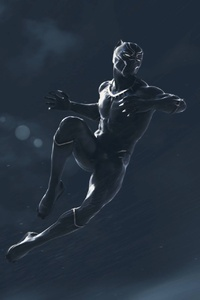 Black Panther Fanart