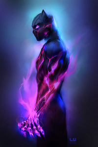 Black Panther Fanartwork
