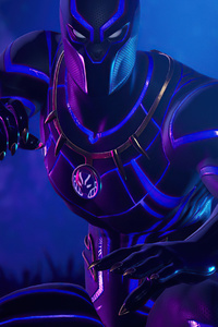 Black Panther Fortnite Game
