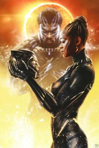 2160x3840 Black Panther II