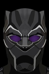 Black Panther Illustration 5k