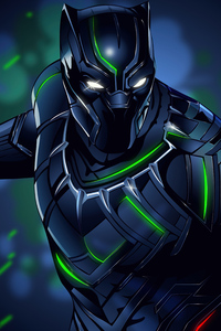 Black Panther 1125x2436 Resolution Wallpapers Iphone Xs Iphone 10 Iphone X