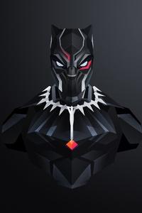 Black Panther Minimalism 2018